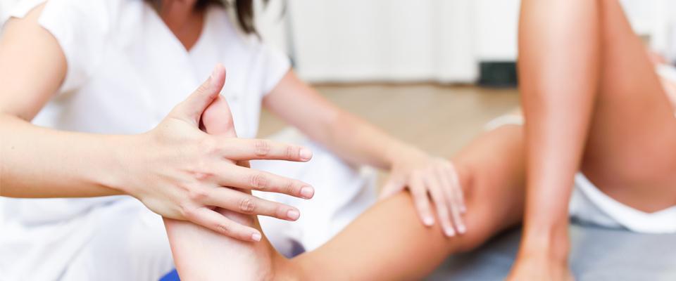 Rehabilitácia nohy